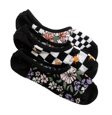 Pack 3 Calcetines Vans Garden Variety Canoodle Invisibles WM image