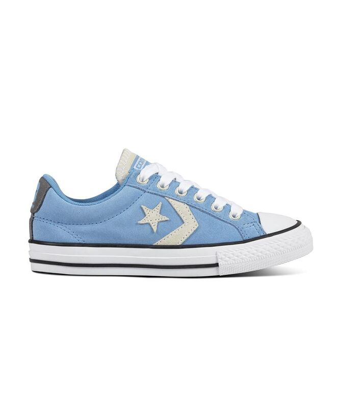 Converse Star Player Athletic Suede Ox
