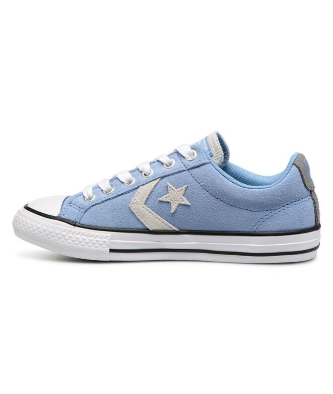 ᐈ Converse Star Player Athletic Suede Ox – Atmosfera Sport©