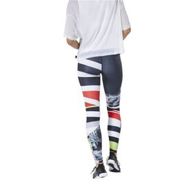 Leggings Reebok Wor Meet You There Engineered image