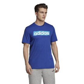 Camiseta adidas Linear Brush image