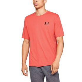 Camiseta Under Armour Sportstyle Left Chest image