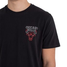 Camiseta Chicago Bulls Neon Lights image