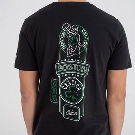 Camiseta Boston Celtics Neon Lights image