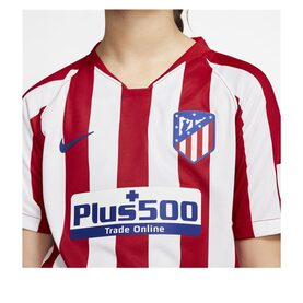Camiseta Nike Atlético de Madrid Stadium Home 2019/20 Jr. image