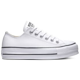 Zapatilla Chuck Taylor All Star Platform Clean Leather Low-Top image