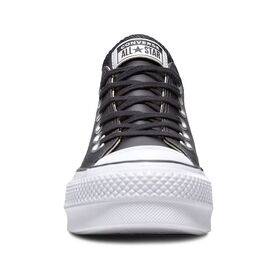 Zapatilla Chuck Taylor All Star Lift Clean Leather Low Top image
