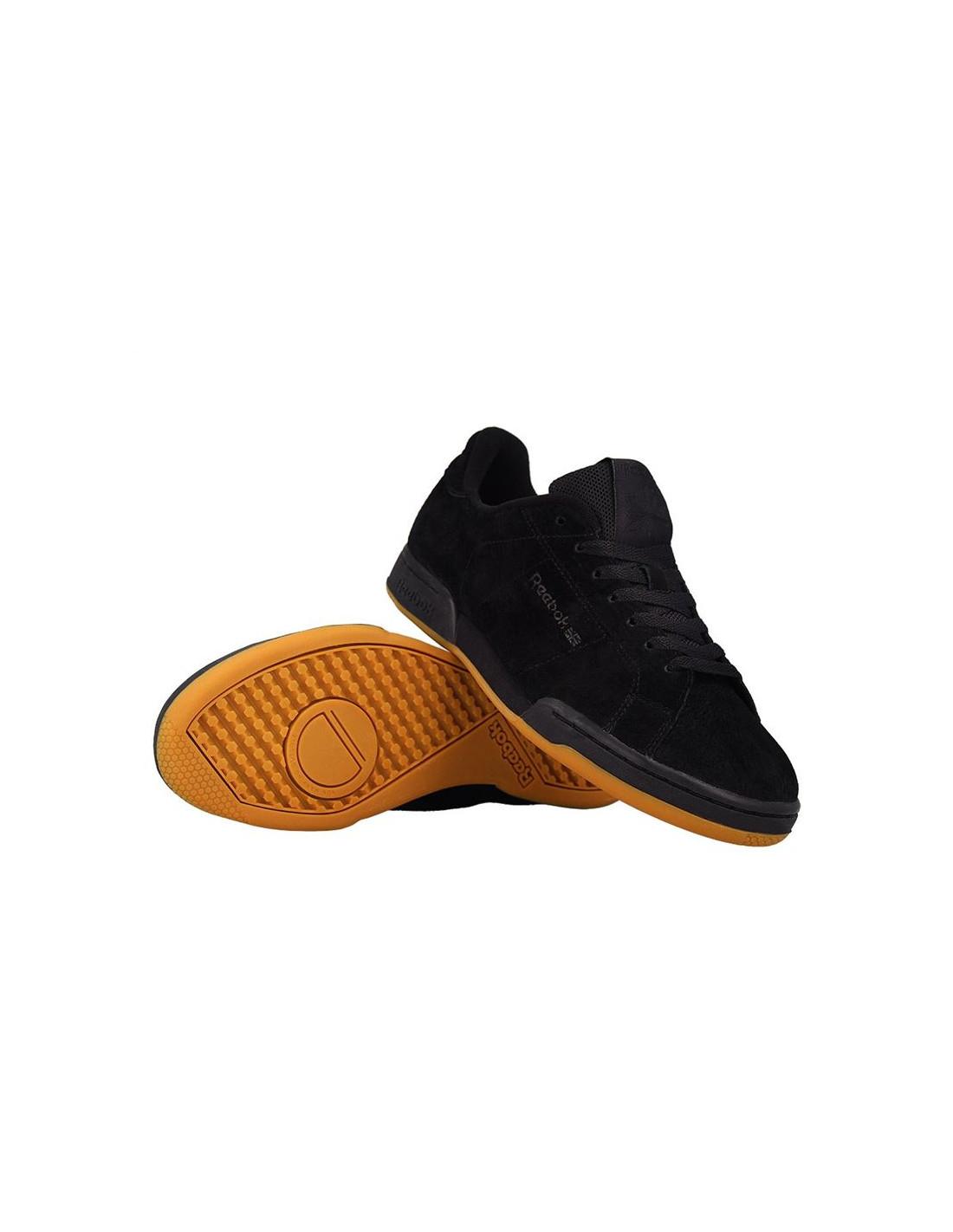 f5fe8eb8aaf61 ᐈ Zapatillas Reebok NPC II TG Black-Gum – Atmosfera Sport©