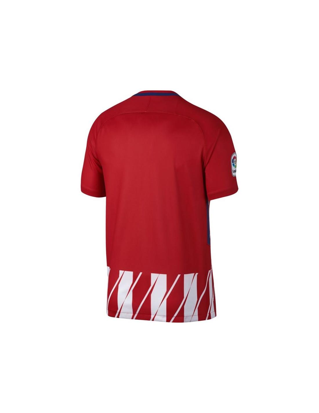 fb683e1e3 ᐈ Camiseta Nike Atlético de Madrid 2017 2018 Local – Atmosfera Sport©