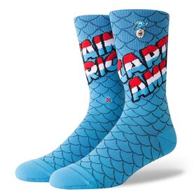 Calcetines Sportswear Stance Captain America image