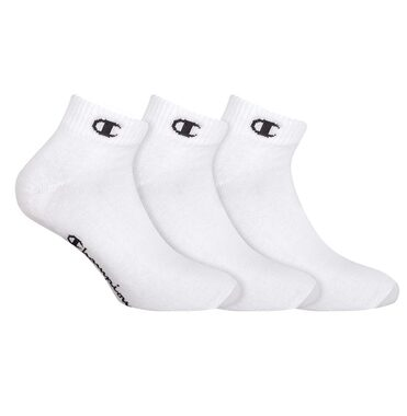 Pack 3 Calcetines Sportswear Champion Ankle One color image