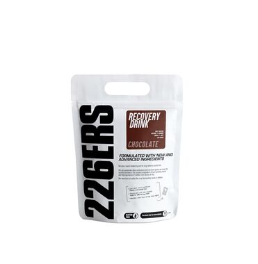 Recovery Drink 226ERS 0,5KG Chocolate image