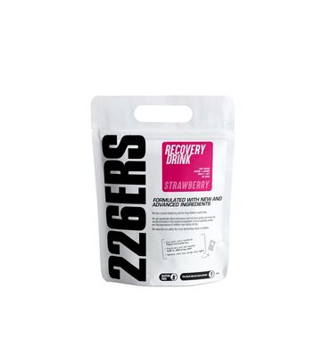 Recovery Drink 226ERS 0,5KG Fresa image