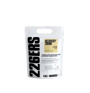 Recovery Drink 226ERS 0,5KG Vainilla image