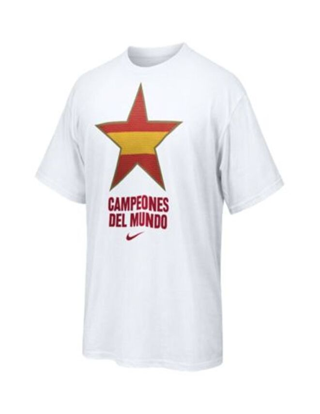 Frente a ti Cuota intimidad  ᐈ Camiseta Nike Estrella España – Atmosfera Sport©