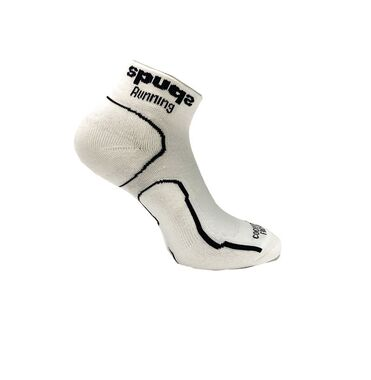 Calcetines Spuqs Coolmax Cushion White image