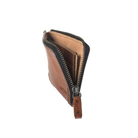 Cartera Handcrafted Zip Coin Slim image